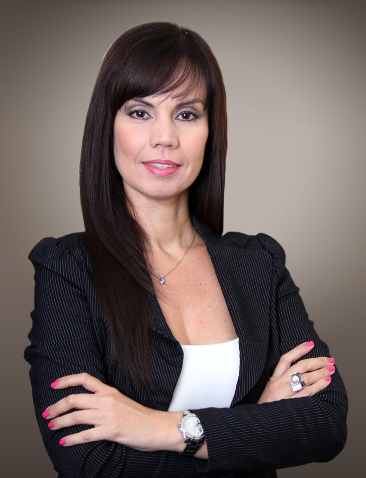 Nydia Y. Pagán, Senior Executive Recruiter